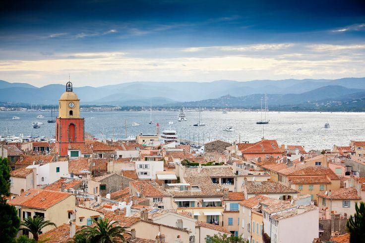 Saint-Tropez, un village de pêcheur devenu incontournable ! #Dream #PlaceToBe #Frenchriviera