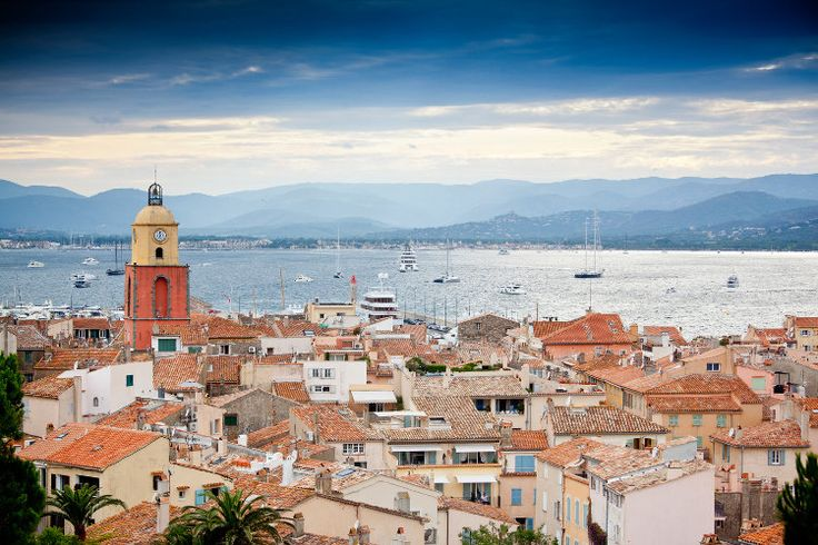Saint-Tropez, un village de pêcheur devenu incontournable ! #Dream #PlaceToBe #Frenchriviera