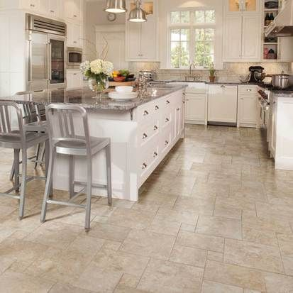 Find This Pin And More On Kitchens American Olean Ceramic Tile Floor