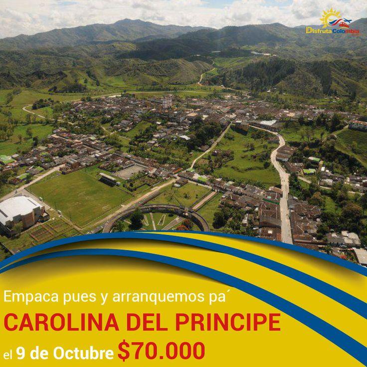 A puebliar se dijo #andayreserva tu salida pa' divertirte con tu familia #disfrutacolombia