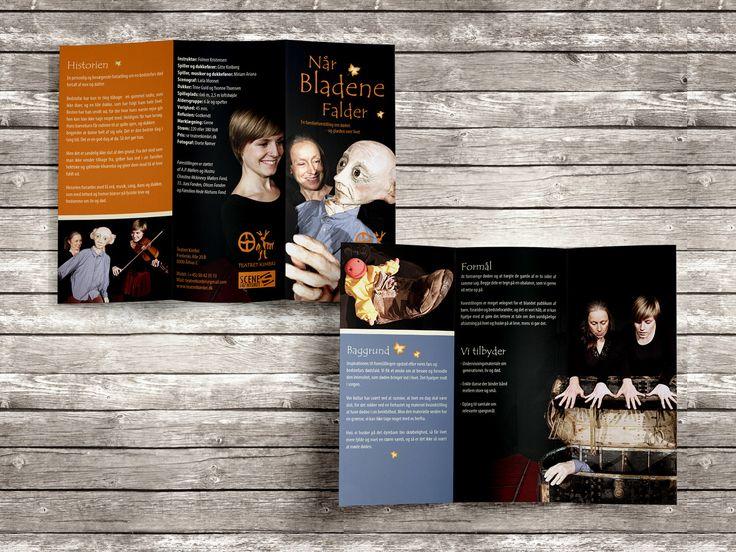 Teatret Kimbri - brochure