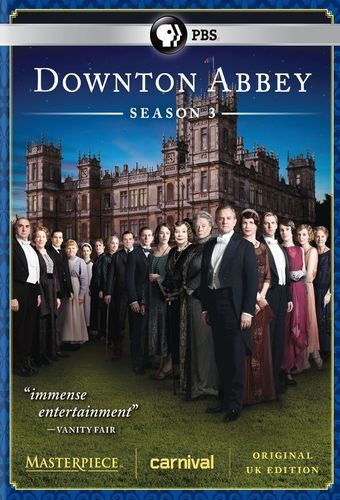 Downton Abbey: Season 3 [Original UK Edition] [DVD]