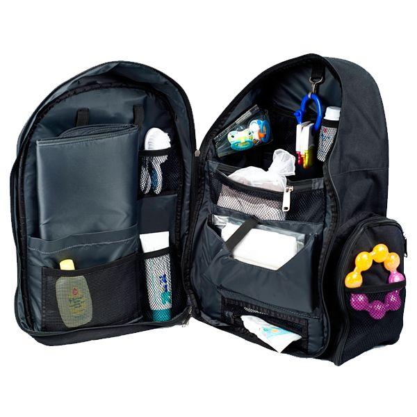 Okkatots Diaper Backpack @Melanie Cacciolfi I think we can give Matt his own diaper bag!