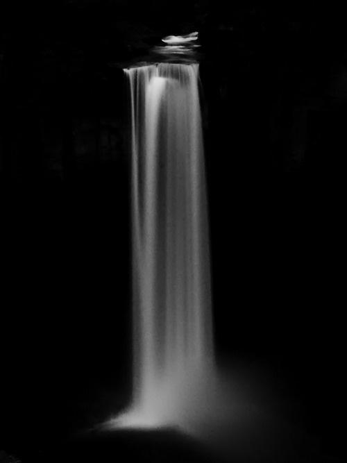 Taughannock Falls by Yvette Depaepe.
