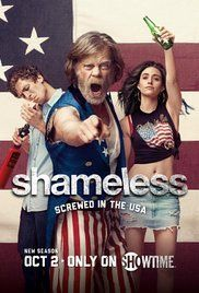 Shameless  IMDB 8.7 An alcoholic man lives in a perpetual stupor while his six children with whom he lives cope as best they can.