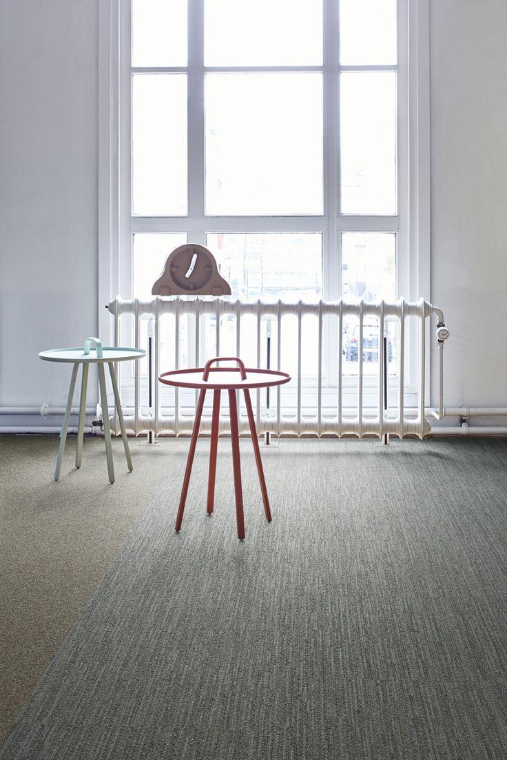Infuse, carpet tile, Interface