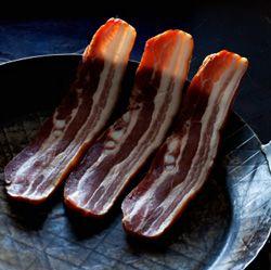 Bacon nutrition info