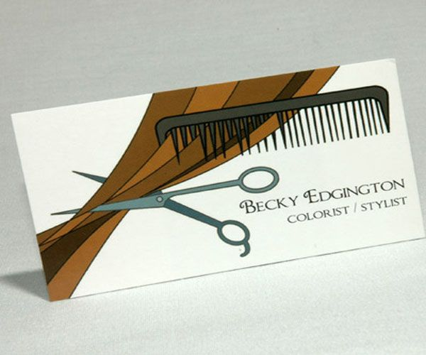 9 best images about Hairdressing Business Cards on Pinterest
