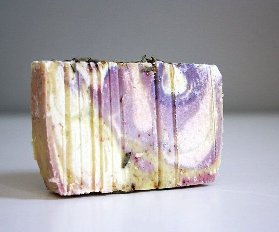 Lavender Soap //Antiseptic Soap//Calming Refreshing  Soap//Scrub Soap// Moisturizing Soap// All type Skin Soap// Clay Soap on Etsy, $5.78