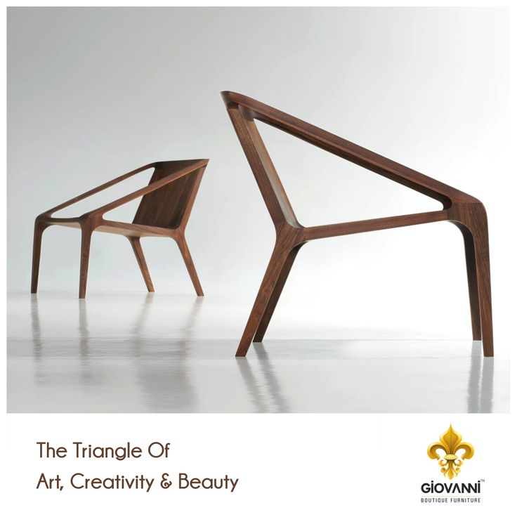 Exuding character and elegance, this geometric wooden chair from Giovanni is a classic addition to your patio. The earthy wooden texture adorned with the sleek design this chair is a stunning art object to enhance your home decor. Visit giovanniboutique.com and get custom crafted luxury furniture at your doorstep. #BoutiqueFurniture #CustomCrafted #HomeDecor #Furniture #ModernHome #LuxuryFurniture #WoodenChair #DecorIdeas