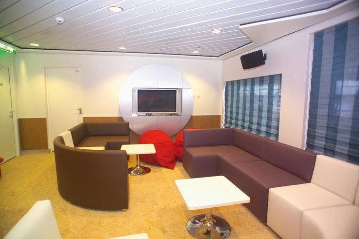 Oriana - One of the teen areas #Cruise