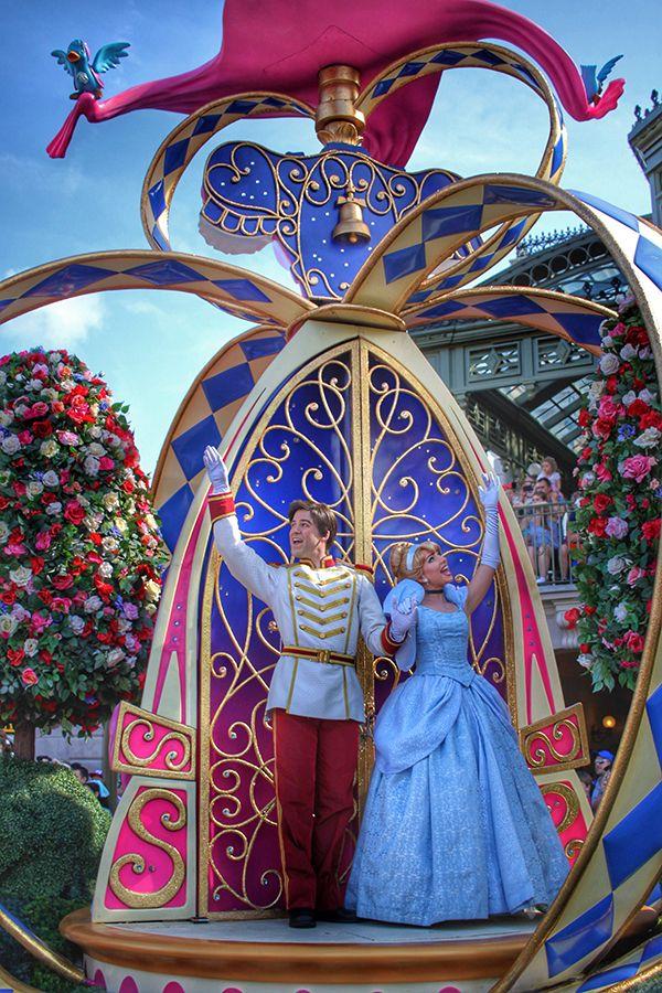 Festival of Fantasy Parade at Disney World