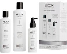 FREE Samples of Nioxin Shampoo & Conditioner