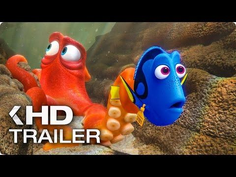 FINDET DORIE Trailer German Deutsch (2016) - YouTube