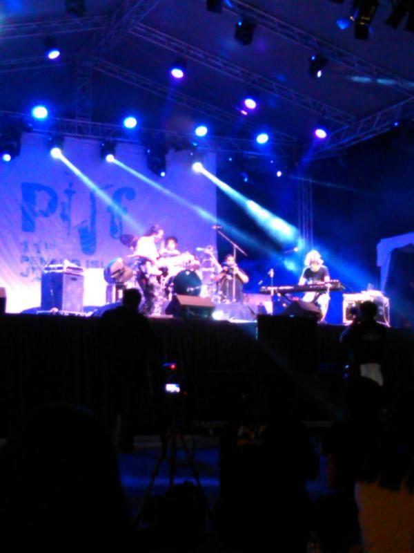 2014.12.07 Penang Island Jazz Festival