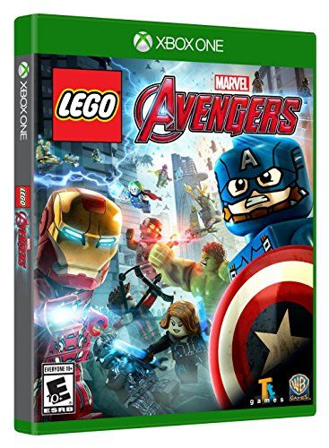 LEGO Marvels Avengers  Xbox One ** Click image to review more details.Note:It is affiliate link to Amazon.