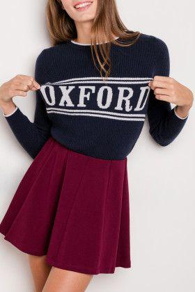 Oxford Sweater