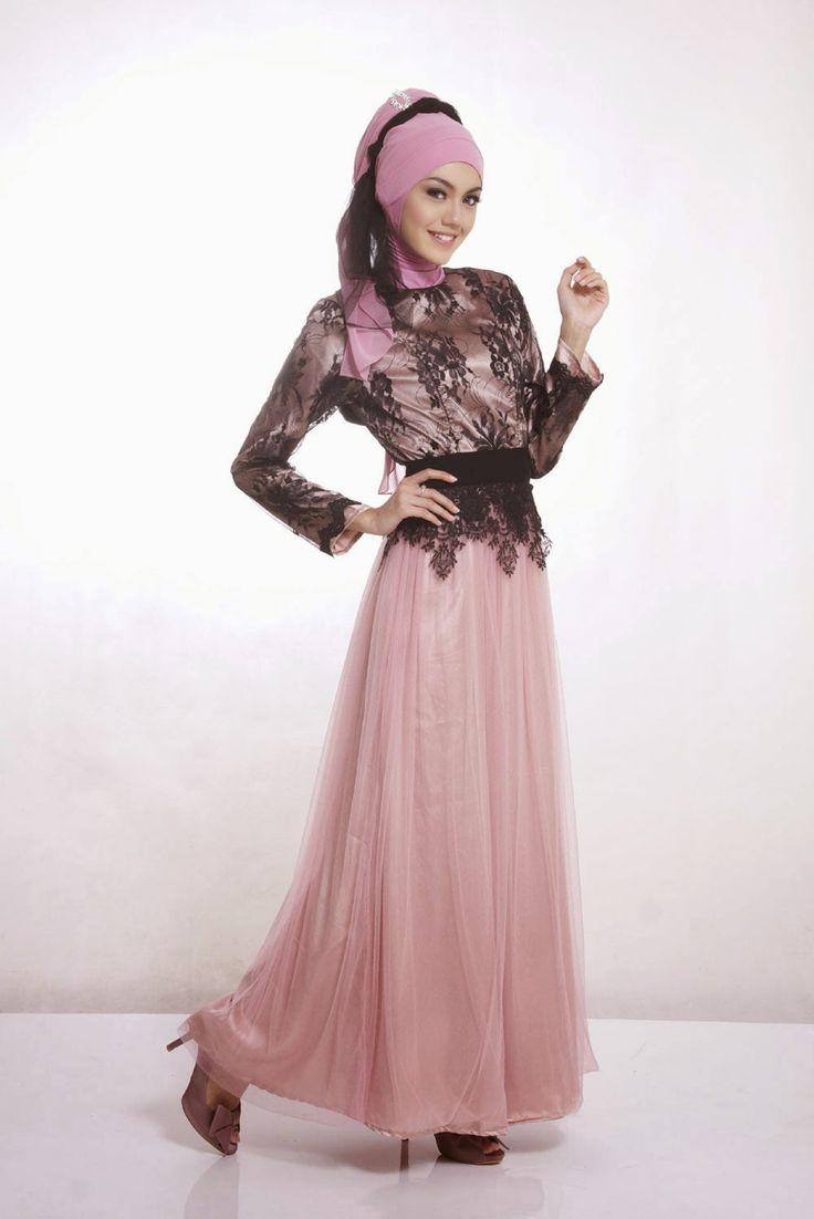Baju Kebaya Modern Untuk Wanita Muslimah