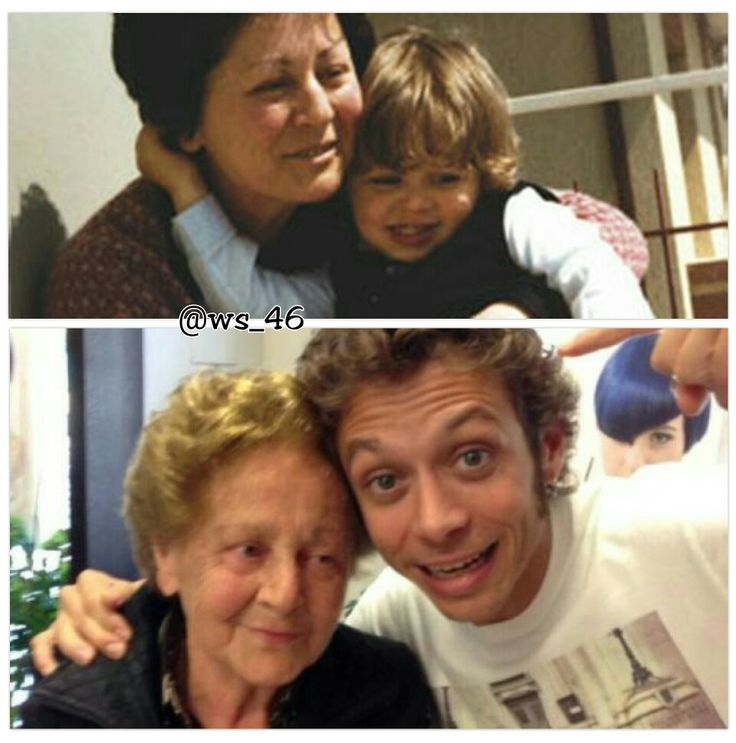 Vale with Grandma