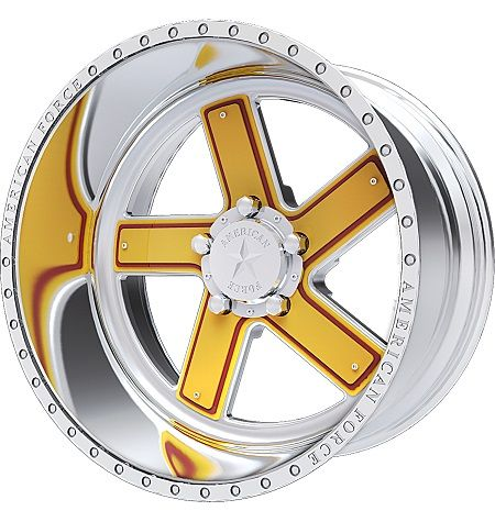 AMERICAN FORCE FP WHEELS rims 20 inch