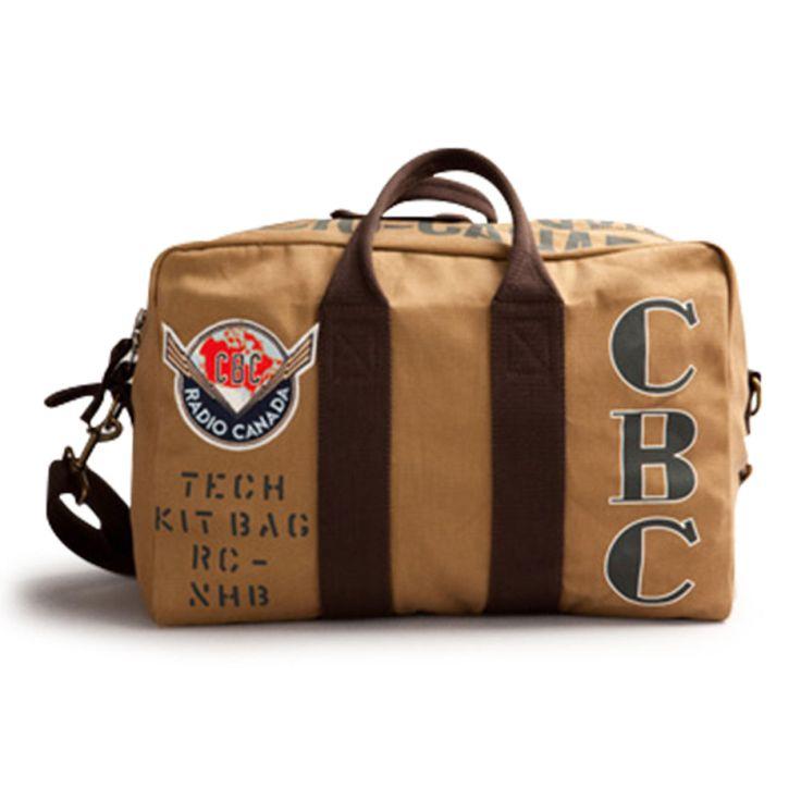 CBC Heritage Kit Bag