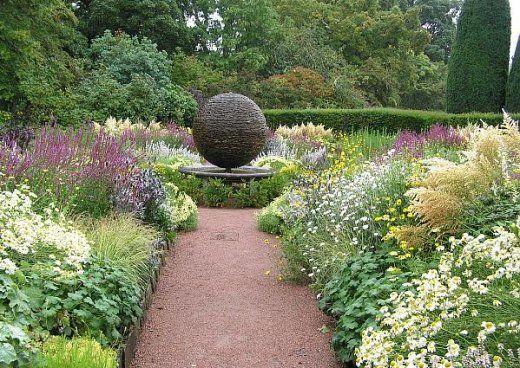 Ogród angielski - charakterystyka