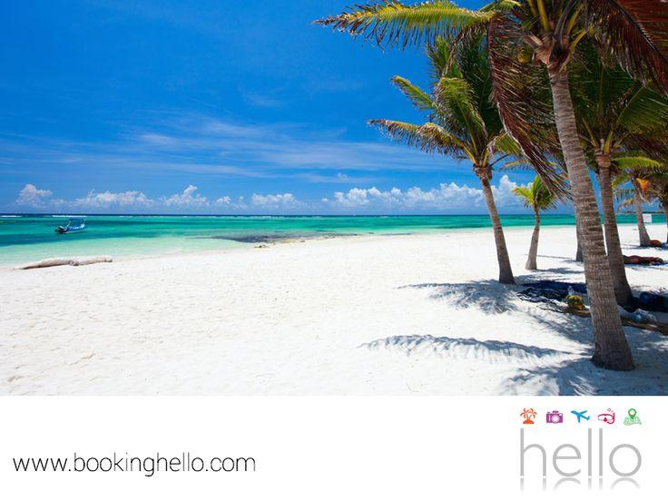 """LGBT ALL INCLUSIVE AL CARIBE. Playa Akumal es uno de esos lugares tan paradisíacos que parece haber salido de un sueño. Akumal significa """"tortugas"""" y su nombre se debe precisamente a que cada año llegan miles de de ellas para depositar sus huevos en la fina arena de la playa. Además, cuenta con un espectacular arrecife, donde podrás hacer snorkeling para disfrutar la belleza del mundo marino. En Booking Hello te aseguramos que nuestros packs all inclusive, son la mejor opción para disfrutar…"""