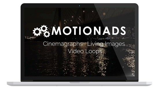 Motion Ads 2.0 – what is it? Motion Ads 2.0 is a comprehensive training on how to create stunning cinemagraphs. Also inside the members area you will find a course on how to turn images into elegant video loops. This product also comes with ready-made Cinemagraph backgrounds that you can use.