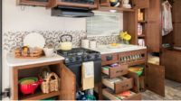 Taking Advantage of Small Kitchen Design and Ideas
