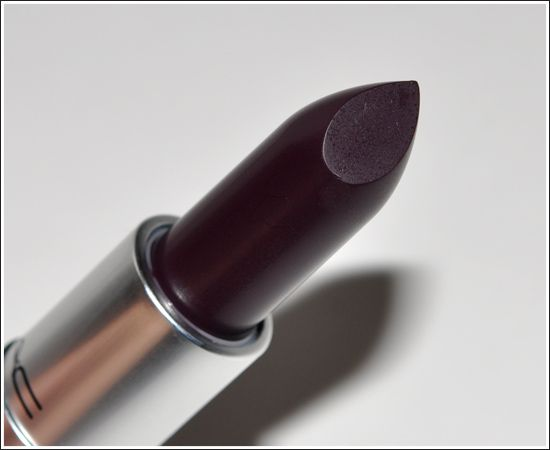 MAC Cyber Lipstick Review, Photos, Swatches