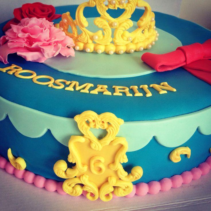 Princess cake by Studio Roos