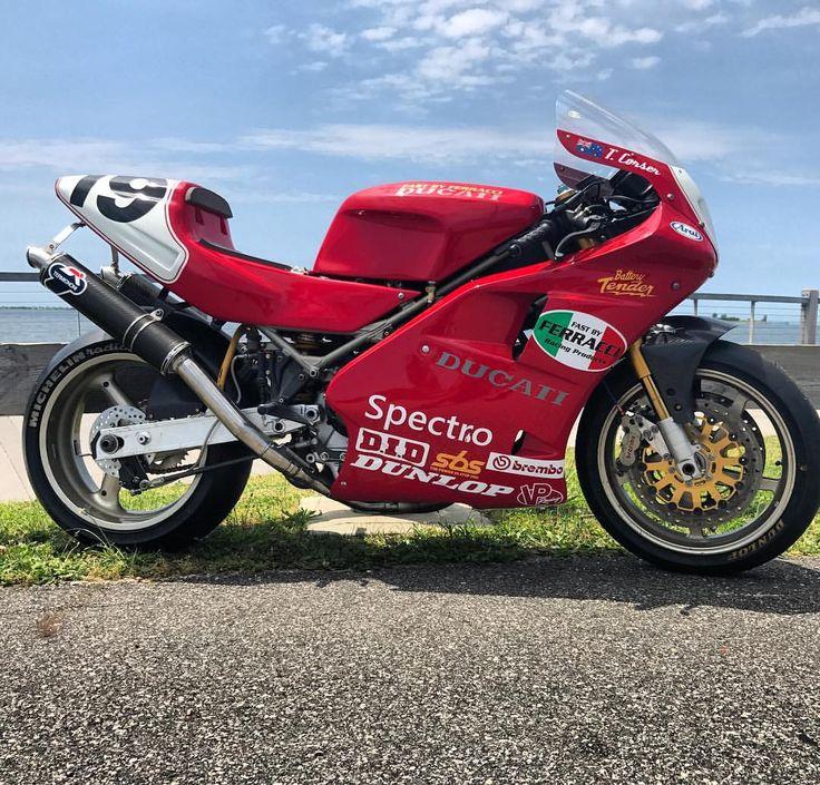 Ducati  Spo Ltd