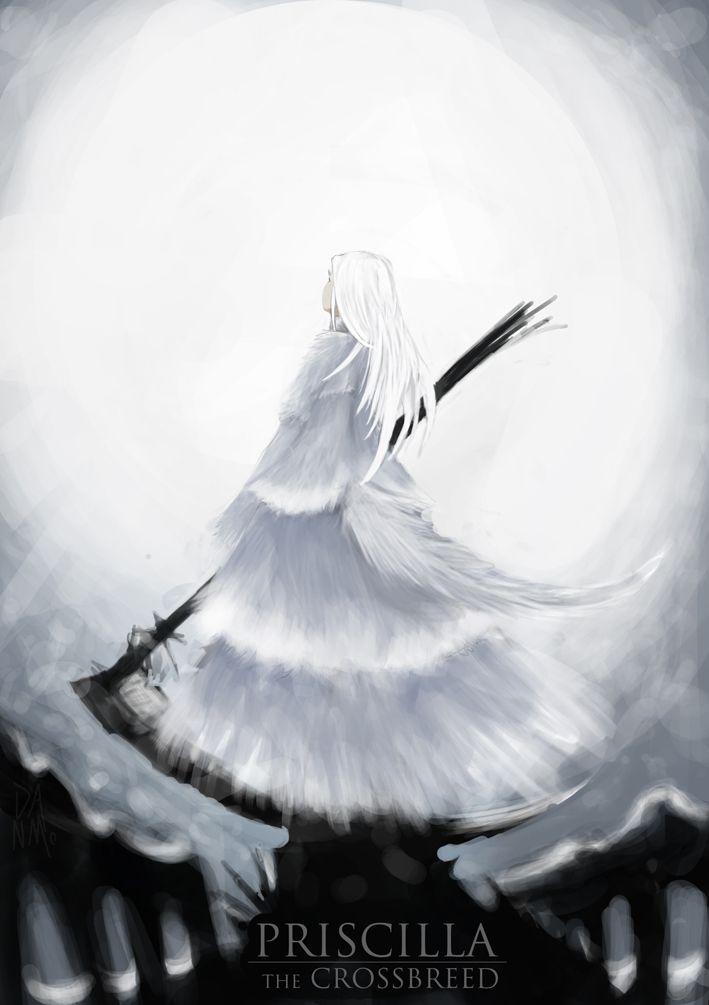 Dark Souls - Priscilla