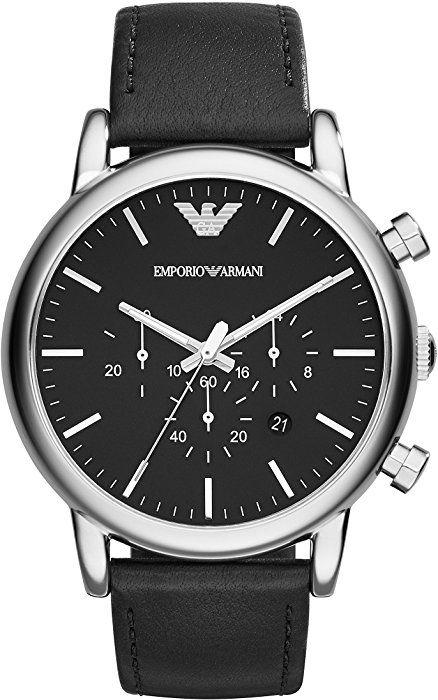Emporio Armani Herren-Uhren AR1828: Amazon.de: Uhren