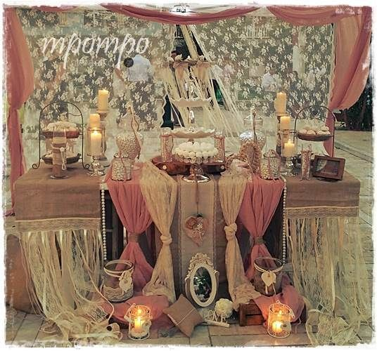 Στολισμός :: Στολισμός Γάμου :: Ρομαντικός Στολισμός Γάμου sg028 romantic wedding decoration