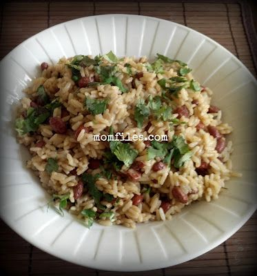 Authentic Guyanese cook-up rice made with coconut milk, jasmine rice, beans and lots of West Indian flavors. Easy recipe!