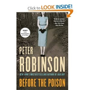 Before the Poison: A Novel: Peter Robinson: 9780062204684: Amazon.com: Books