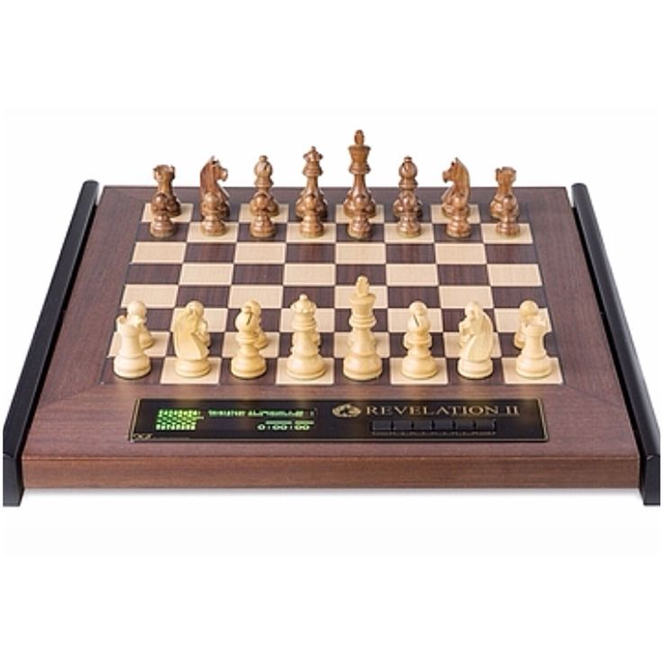 Luxury chess computer. Anyone thinking of buying one of these needs to stop thinking and just go out and buy one, its fantastic !!.