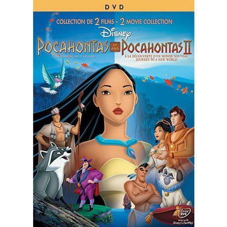 Pocahontas / Pocahontas 2: Journey To A New World
