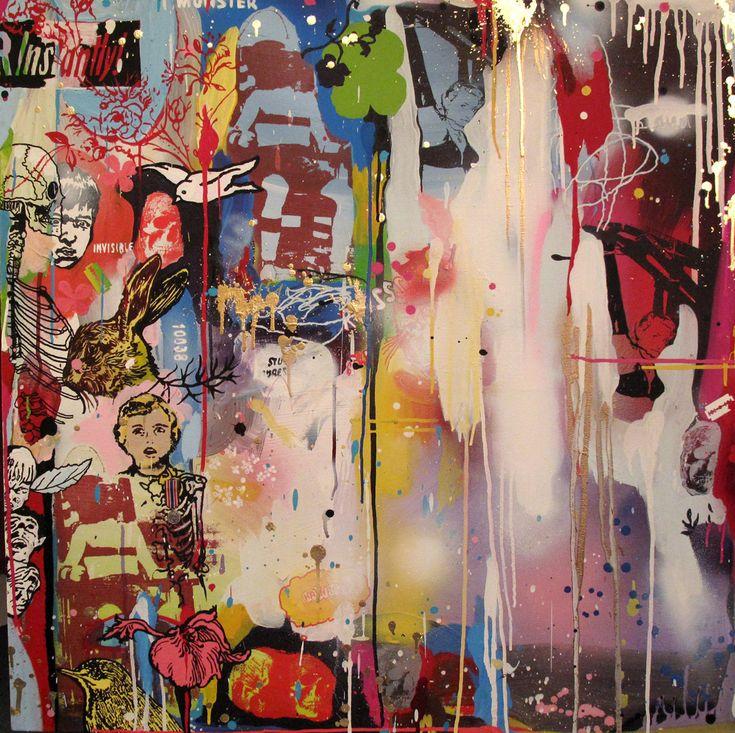 jeff koons paintings - Google Search