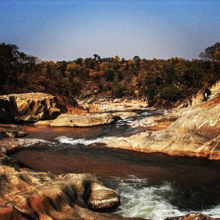 Suga bandh waterfall #incredibleindia