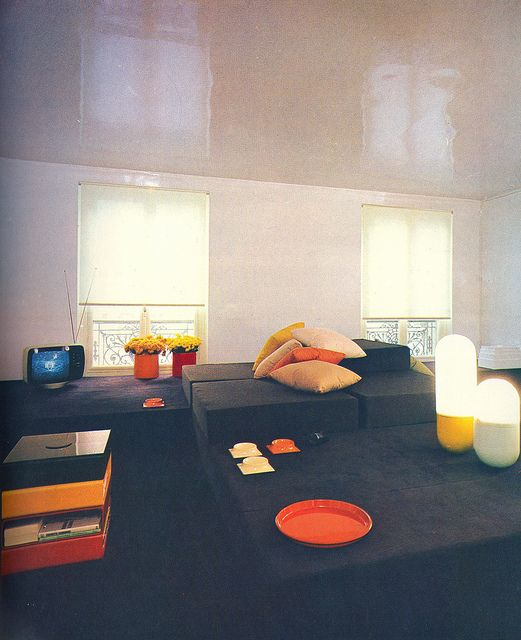 from The Home Book by Terence Conran (1982ed)