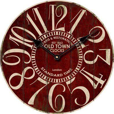 Charming Ideas Large Rustic Clock. Big Number Modern Wall Clock Rustic Vintage Antique Large Decorative Wooden  London Clocks The 25 best clock ideas on Pinterest ben