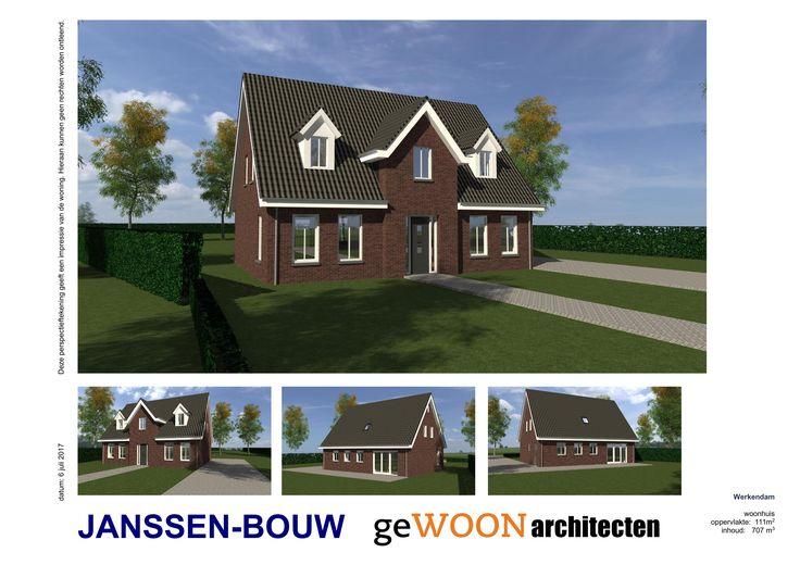 03217 Werkendam #villabouw #hsb #prefabbouwen #prefab #huizenfabriek
