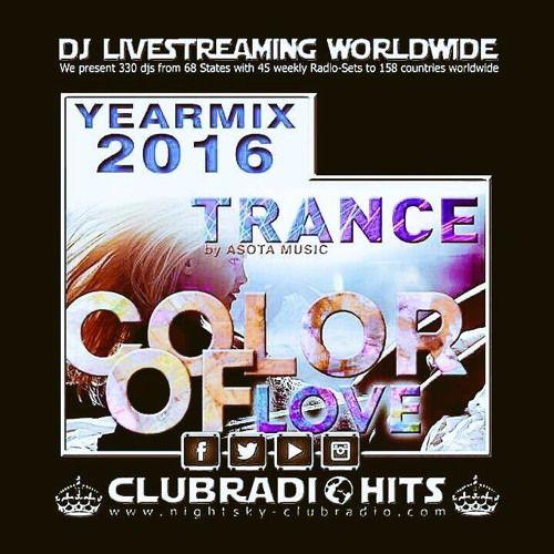 Asota Music Color Of Love YearMix Deep House & Trance By End Asot Armin 2016 by AsotaMusic Production official  Artist on SoundCloud