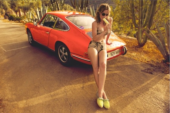 Would you like to suck ice-cream on my porsche?