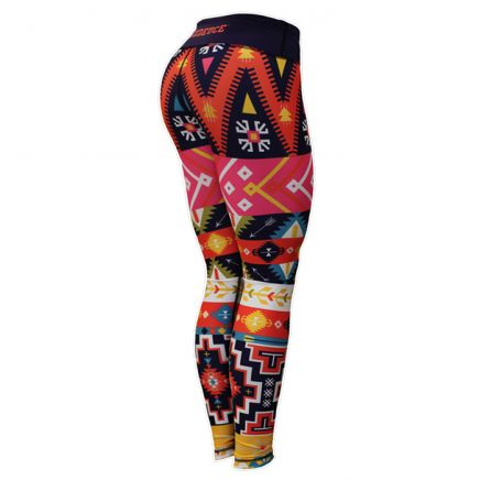 Six Deuce Aztek Fitness Leggings, printed