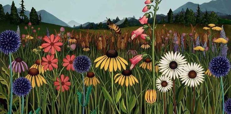 Per spiegare alla figlia la vita delle piante Azuma Makoto gira un mini-film d'animazione L'artista giapponese Azuma Makoto, tempo fa, ha provato a spiegare alla figlia di 5 anni il ciclo di vita delle piante. Ma, ne le parole, ne il disegno, sembravano strumenti adeguati per far cogliere #illustrazione #video #fiori #giappone