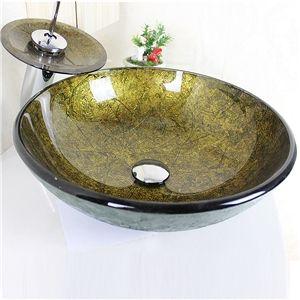 Waschbecken rund glas  31 besten Waschtisch Glas Bilder auf Pinterest | Waschtisch ...
