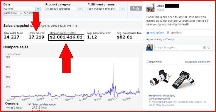 Και αυτά τα ποσά είναι μια πραγματικότητα!!  Μέσα σε 2 χρόνια, 27.219 πωληθέντα αντικείμενα,  αξίας μεγαλύτερης των $2.000.000...!!!!!!!!!!  This is INFINii and how someone can make money 100% ONLINE https://plus.google.com/photos/photo/112187437467713112981/6281875218235163106?authkey=CPT5gMrjyNPpvAE